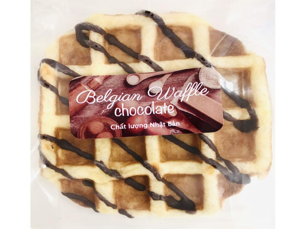 Belgian Waffle Socola
