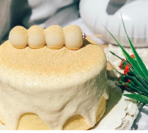 Bánh sữa đậu Đài Loan béo ngậy hot hit cộng đồng mạng